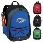 Tri-Tone Sport Backpack
