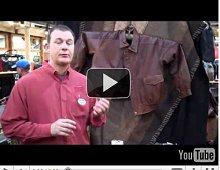 Custom Logo Leather Jackets for Business Gifts Video