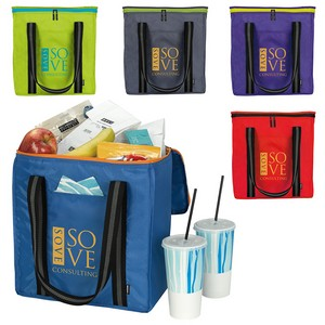 KOOZIE&#174 Block Grocery Tote Bag Kooler