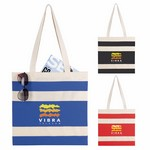 Simply Striped Tote Bag