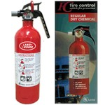 Hazmat Vehicle Extinguisher