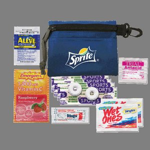 Tradeshow Kit Promotional First Aid Kit