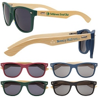 Custom Printed Logo Sunglasses