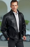 Classic Italian Leather Driving Jacket Custom Leather Jacket