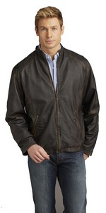 Vintage Leather Jacket for Men
