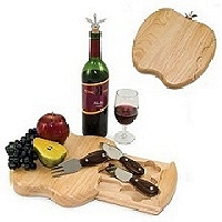 ustom cutting board