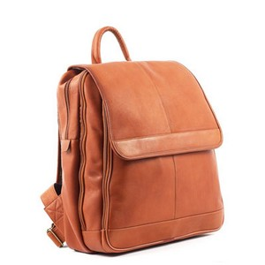 Andes Computer Leather Backpack