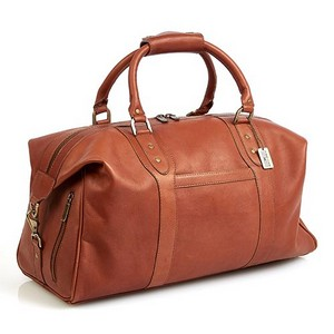 Normandy Leather Duffel