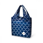 RuMe Classic Medium Tote - Navy Downing