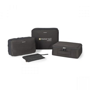 Samsonite Foldable Packing Cubes 4IN1 Graphite