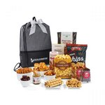 Lenox Cinch Pack of Snacks Granite Heather Grey