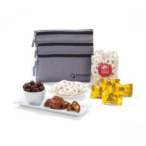 RuMe Bag with Chocolate Lovers Delights - Heather Grey