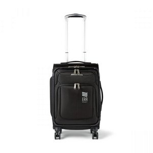 Samsonite SoLyte DLX Carry-On Expandable Spinner Black