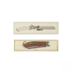 W&P Picnic Knife Stainless Steel