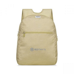 RuMe Recycled Backpack - Burlap