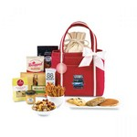 Piccolo Grab & Gourmet Snack Tote - Red