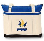 Windjammer Tote - Royal Blue