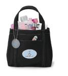 Piccolo Mini Tote Bag - Black