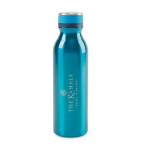 Aviana Luna Double Wall Stainless Bottle - 20 Oz. Aqua