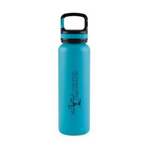 Aviana  Cypress Double Wall Stainless Bottle - 20 Oz. Aqua