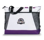 Venture Business Tote - Purple