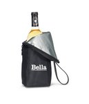 Avalon Insulated Wine Bag Black