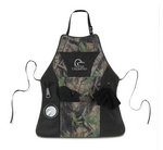Grill Master Apron Kit Camo Tree / Black