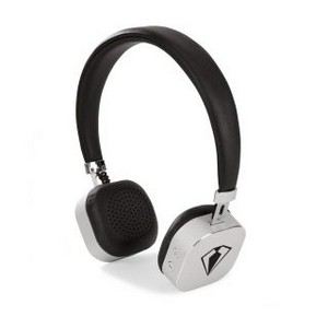 Electra Bluetooth Headphones Black-Brushed Silver