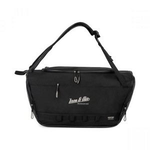 Heritage Supply  Highline Convertible Duffel Black