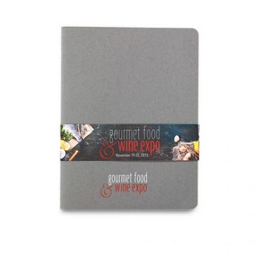 Moleskine XL Cahier Custom Band XL - Does NOT Include Notebook