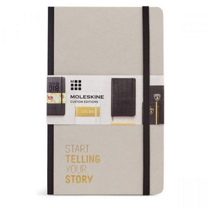 Moleskine  Time Collection Custom Band Custom (Band Only - journal not included)