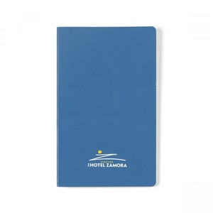 Moleskine  Volant Ruled Large Journal Forget Me Not Blue