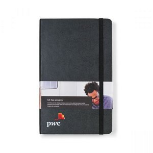 Moleskine Large Expanded Custom Band (Does not include Notebook)