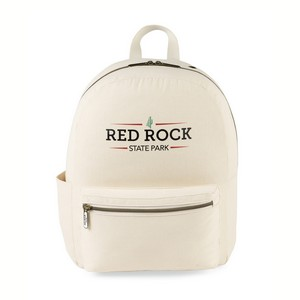 Russell Cotton Backpack - Natural