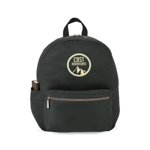 Russell Cotton Backpack Deep - Forest Green