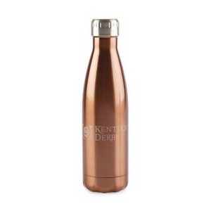 Oasis Double Wall Stainless Bottle - 17 Oz. Copper