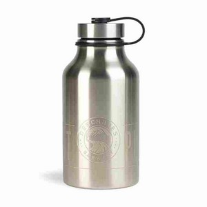 Dakota XL Stainless Growler - 67 Oz. Stainless Steel
