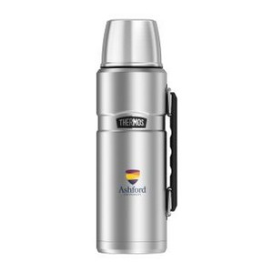 Thermos Stainless King Beverage Bottle - 40 Oz. Stainless Steel