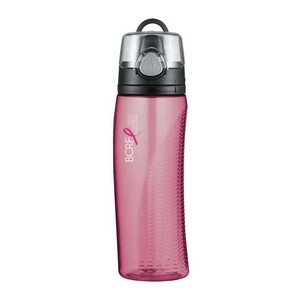 Thermos  Hydration Bottle with Meter - 24 Oz. Pink