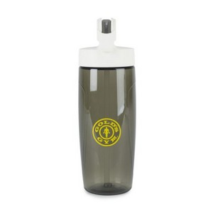 Thermos Sport Bottle with Covered Straw - 24 Oz. Smoke