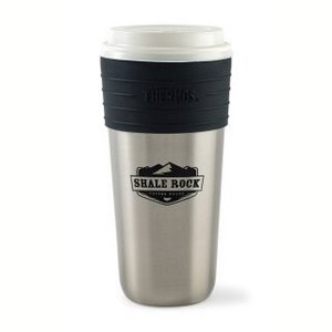 Thermos  Coffee Cup Insulator - 20 Oz. Stainless Steel