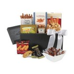 Sunsational Executive Gourmet Keepsake Box Black