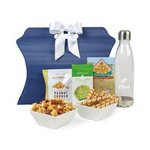 Chill Out Gourmet to Go Tote Blue/Clear