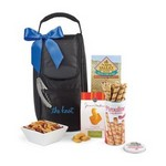 Sunsational Everything But The Wine Gourmet Tote Black