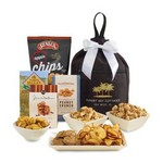 Delicious Ditty Snack Bag Black