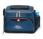 Igloo Glacier Cooler Deluxe - Steel Blue Kid-friendly