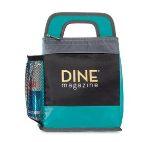 Delight Lunch Cooler - Turquoise