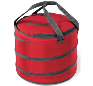 Collapsible Party Cooler - Red