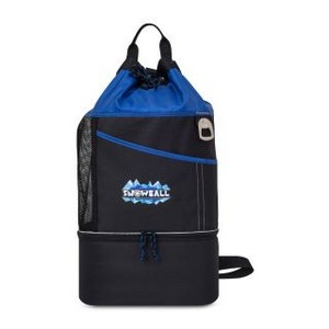 Oceanside Sport Cooler Tote -  Royal Blue