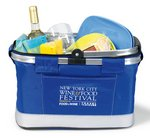All Purpose Basket Cooler - Royal Blue